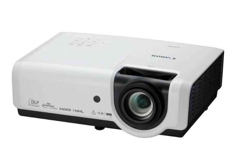 Nuevos proyectores multimedia de Canon