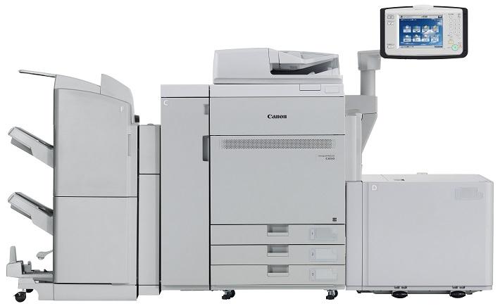 Nuevo equipo de impresión profesional Canon imagePRESS C650