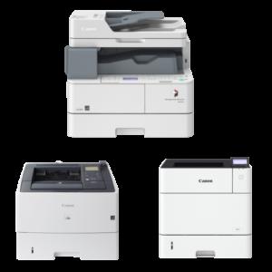 Impresoras láser en Blanco y Negro