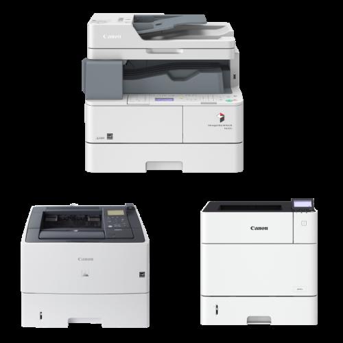 Impresoras blanco y negro Canon