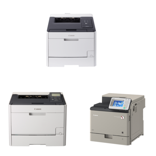 Impresoras color Canon