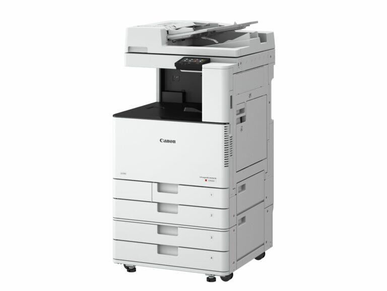 Canon imageRUNNER C3025i, nueva incorporación a la familia de dispositivos multifunción en color