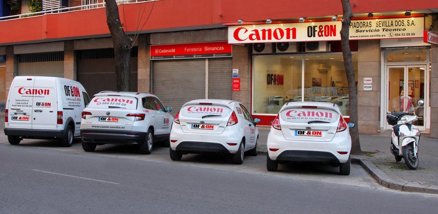 Flota Canon Sevilla