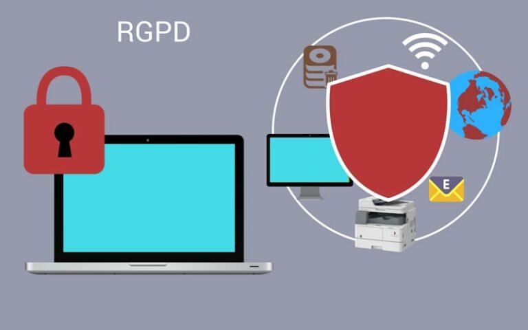 RGPD:  guía rápida para la seguridad de tus impresoras