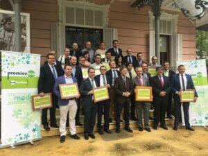 Copiadoras Sevilla Dos recibe el Premio ECO Andalucía al esfuerzo
