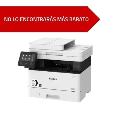 Promoción especial Canon i-SENSYS NF421dw