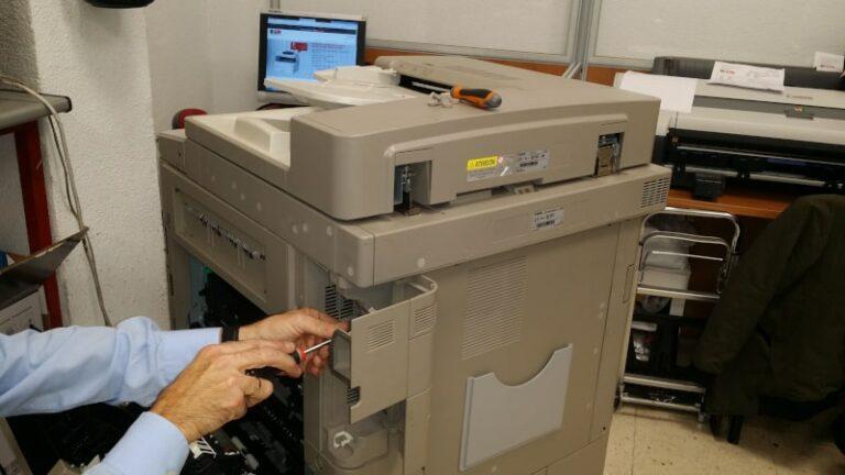 Servicio técnico Canon en Sevilla