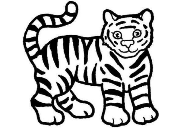 Dibujos para colorear de animales (18)