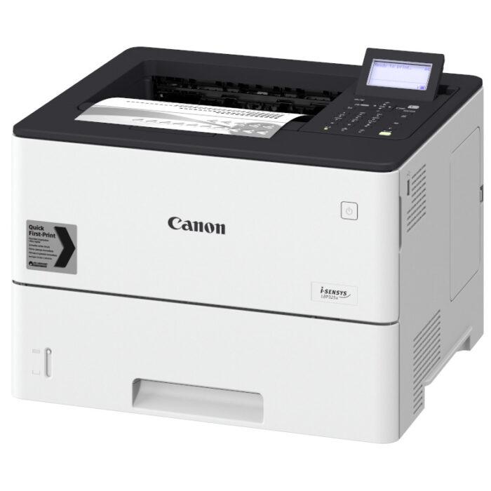 Impresora láser Canon i-SENSYS LBP325x vista lateral