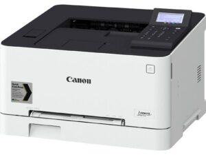 Impresora láser Canon i-SENSYS LBP223dw vista lateral