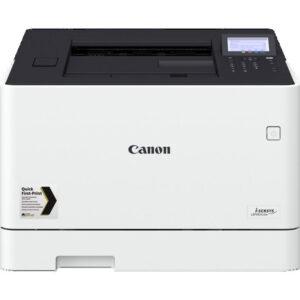 Impresora laser color Canon i-SENSYS LBP663Cdw vista frontal