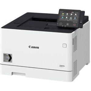 Impresora láser color Canon i-SENSYS LBP664Cx vista lateral