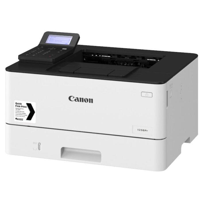 Impresora láser Canon i-SENSYS X 1238P vista lateral