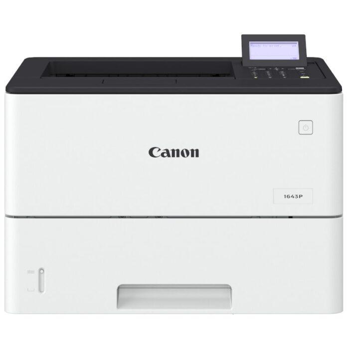 Impresora láser Canon i-SENSYS X 1643P vista frontal