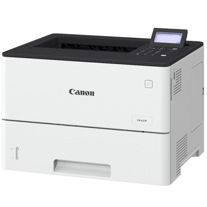 Impresora láser Canon i-SENSYS X 1643P vista lateral