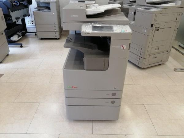 Fotocopiadora remanufacturada ecornw ir advance c5030