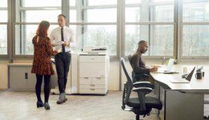 ¿Cual es el precio de una fotocopiadora?