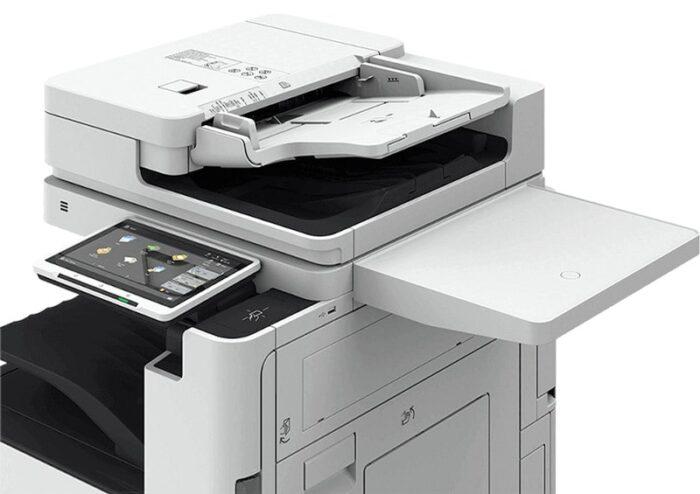 Impresoras multifunción Canon Serie imageRUNNER ADVANCE DX C5700 vista superior