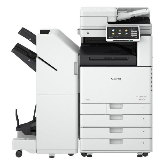 Impresoras multifunción Serie Canon imageRUNNER ADVANCE DX C3700 finisher externo