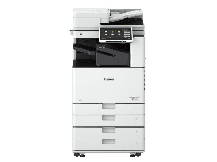 Impresoras multifunción Serie Canon imageRUNNER ADVANCE DX C3700 vista frontal